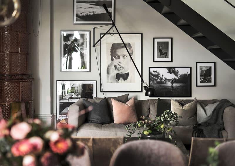 da Jesper Laursen di Scandinavian Homes, con Bertazzoni