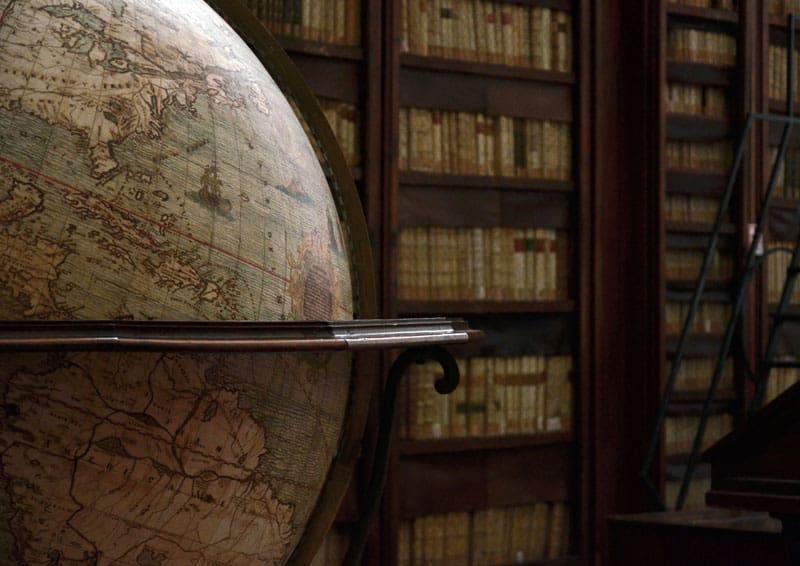 la Biblioteca Casanatense: quando la cultura si fa bella