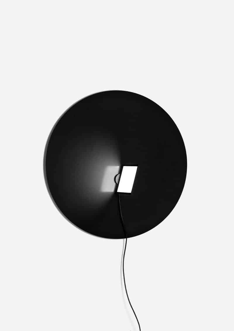 From Lighting, Piazza: lampada magnetica da parete | la luce