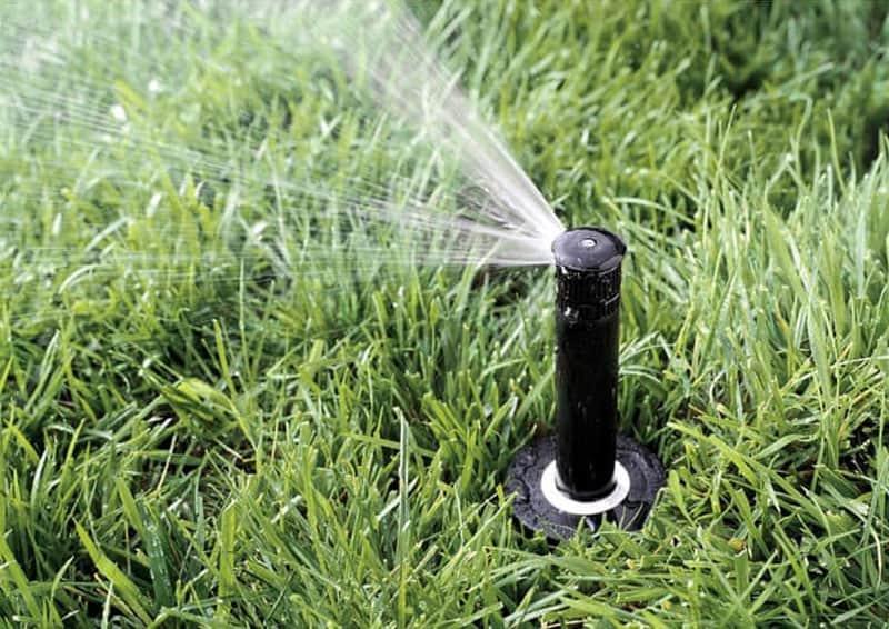impianto di innaffiamento per giardino: guida di progetto