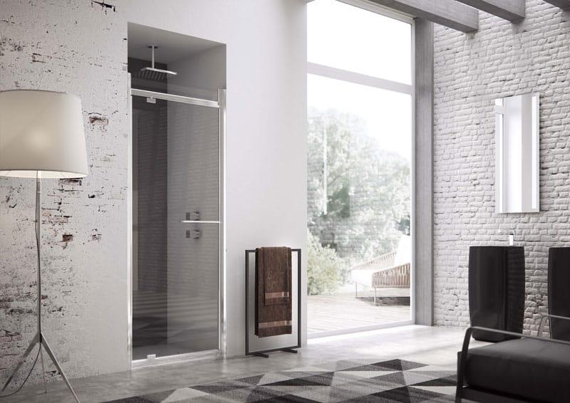 doccia salvaspazio: cosa fare se il bagno è piccolo
