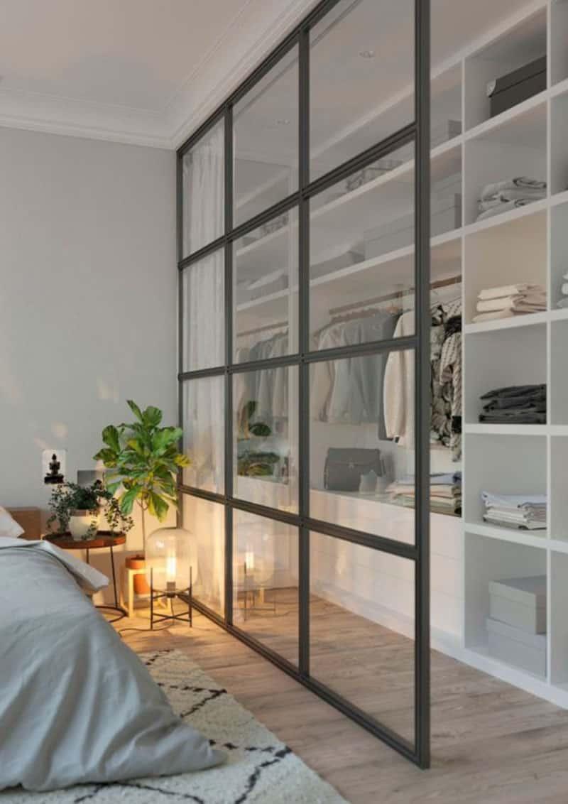Divisori In Legno Per Interni pareti in vetro per interni: guida alla scelta | design outfit