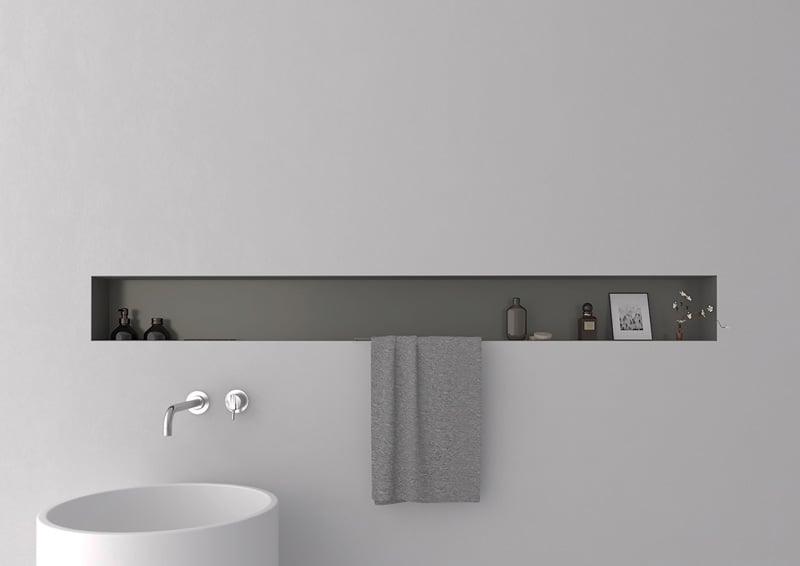 Accessori Bagno Antonio Lupi.Nicchie In Bagno Da Problema A Soluzione Del Progetto Design Outfit